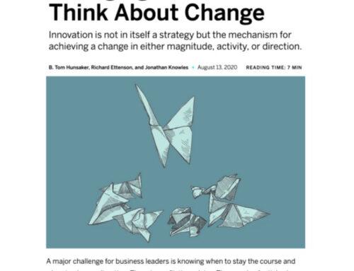 The MADStrat Framework for Assessing Change
