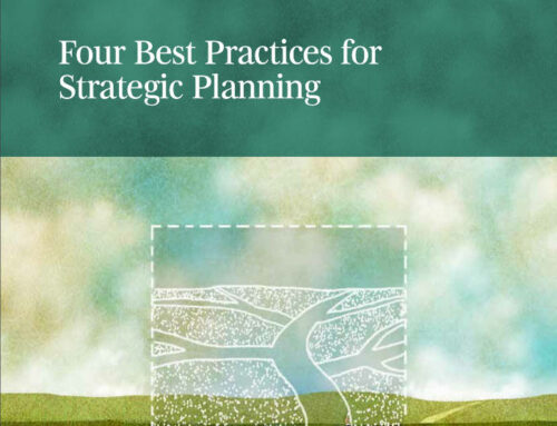 Four Best Practices for Strategic Planning